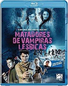 Blu-Ray Matadores de Vampiras Lésbicas