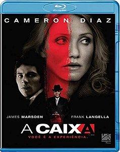 Blu-Ray - A Caixa - Cameron Diaz