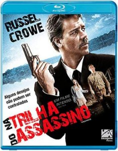 Blu-ray - Na Trilha do Assassino - Russell Crowe