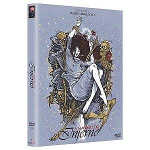 DVD Coleção Argento - Vol 1 - A Mansão Do Inferno (3 Discos)