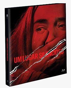 Blu-ray (LUVA EXCLUSIVA) - UM LUGAR SILENCIOSO