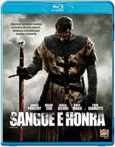 Blu-Ray Sangue e Honra