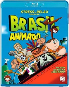 Blu-Ray 3D/2D - Brasil Animado
