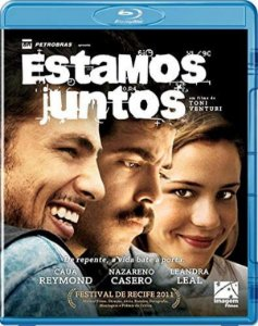 Blu-Ray Estamos Juntos - Leandra Leal