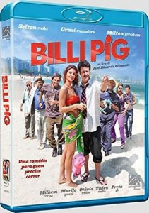 Blu-ray Billi Pig - Selton Mello