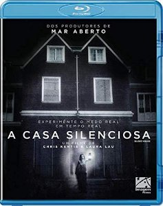 Blu-ray - A Casa Silenciosa - Chris Kentis