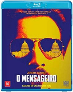 Blu-ray O Mensageiro - Jeremy Renner