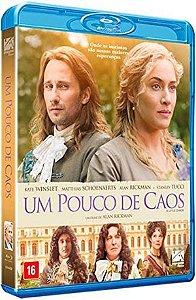 Blu-Ray Um Pouco de Caos - Kate Winslet