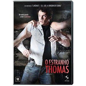 Blu-ray + DVD O Estranho Thomas