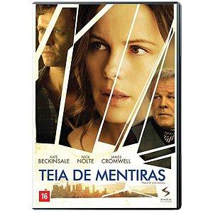 Dvd Teia De Mentiras - Kate Beckinsale