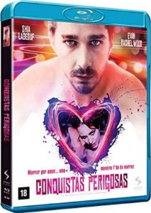 Blu-ray Conquistas Perigosas - Shia LaBeouf