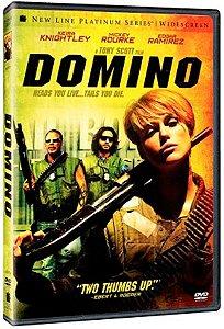 Dvd Domino: A Caçadora De Recompensa - Keira Knightley