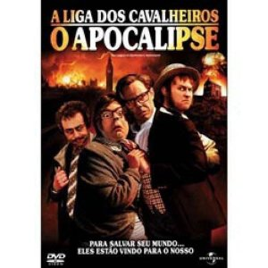 DVD A Liga dos Cavalheiros - O Apocalipse