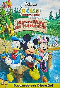Dvd - A Casa Do Mickey Mouse - Maravilhas Da Natureza
