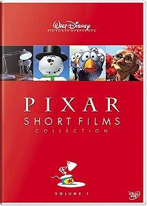 DVD Pixar Short Films Collection