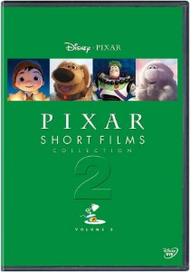 DVD Pixar Short Films Collection Vol. 2