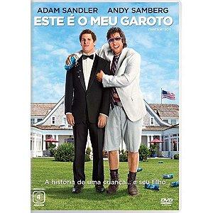 Dvd Este É Meu Garoto - Adam Sandler