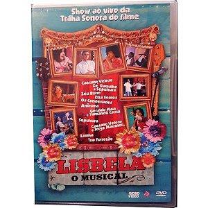 Dvd Lisbela - O Musical