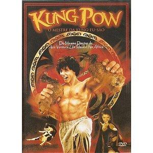 DVD Kung Pow O Mestre da Kung-Fu-São