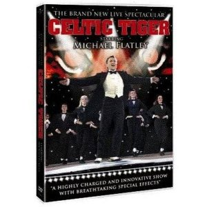 Dvd Celtic Tiger - Michael Flatley
