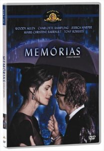 Dvd Memórias - (SLIM) Woody Allen