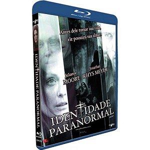 Blu-ray Identidade Paranormal - Julianne Moore