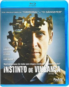 Blu-Ray Instinto De Vingança - Josh Lucas