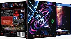 Blu-Ray FORÇA SINISTRA - Life Force