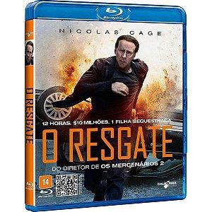 Blu-ray O Resgate - Nicolas Cage