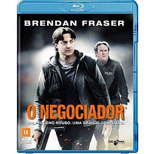 Blu-Ray - O Negociador - Brendan Fraser