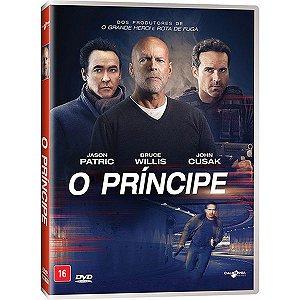 DVD O Principe - Bruce Willis