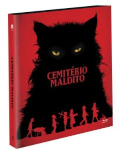 Blu-Ray Cemitério Maldito (2019)  - Pet Semetary (EXCLUSIVO LUVA NUMERADA) PRE VENDA ENTREGA A PARTIR DE 26/06/21