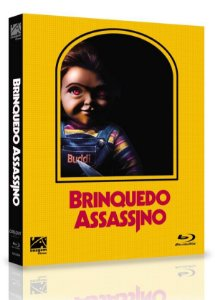 Blu-Ray (LUVA) Brinquedo Assassino - (2019) EXCLUSIVO