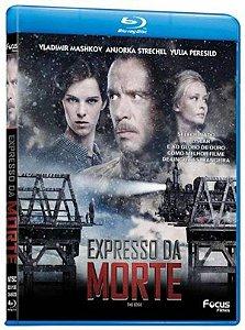 Blu Ray Expresso Da Morte - Vladimir Mashkov