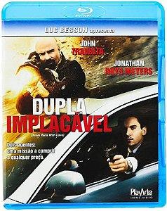 Blu Ray Dupla Implacável - John Travolta