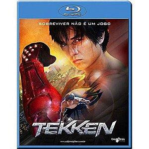Blu-Ray Tekken - Jon Foo