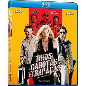 Blu-ray Tiros Garotas E Trapaças