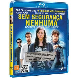 Blu-ray Sem Segurança Nenhuma
