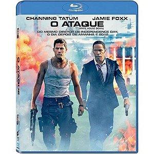 Blu-Ray - O Ataque - Jamie Fox - Channing Tatum
