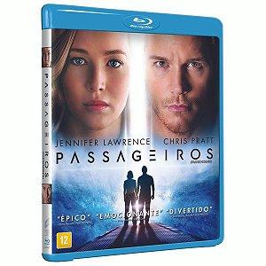 Blu-ray Passageiros - Jennifer Lawrence - Chris Pratt