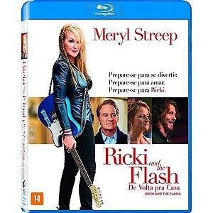 Blu-Ray Ricki And The Flash De Volta pra Casa Meryl Streep