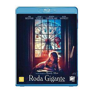 Blu-Ray - Roda Gigante - Woody Allen