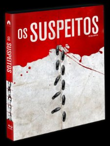 Blu-Ray (LUVA) Os Suspeitos - Kevin Spacey (exclusivo)