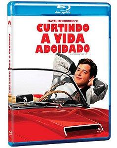 Blu-Ray Curtindo a Vida Adoidado
