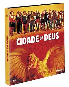 Blu-Ray (LUVA) Cidade de Deus (exclusivo)