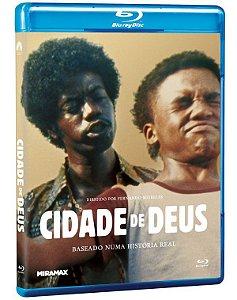 Blu-Ray Cidade de Deus
