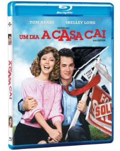 Blu-Ray Um Dia a casa Cai - Tom Hanks - EXCLUSIVO Pré venda entrega prevista a partir de 25/08/21