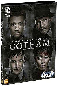 Box DVD - Gotham - 1° Temporada - ( 6 Discos )