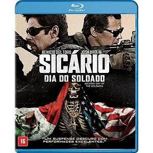 Blu-Ray Sicário: O Dia Do Soldado