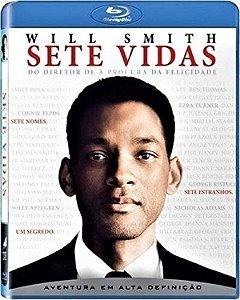 Blu-Ray Sete Vidas - Will Smith